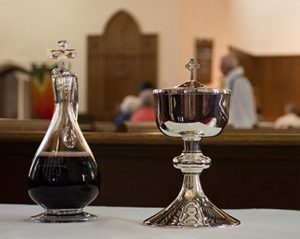Service of Holy Communion (single service)