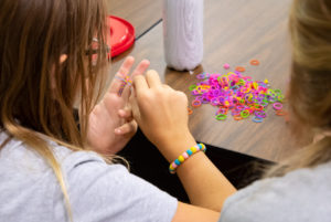 Lutheridge DayCamp Crafts Time